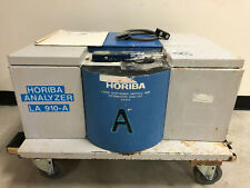Horiba La 910 Laser Scattering Particle Size Distribution Analyzer Power As Is A