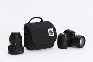 III G3X SX60HS SX540HS Cámara caso bolsa de hombro 4 Canon Powershot G1X Mark II