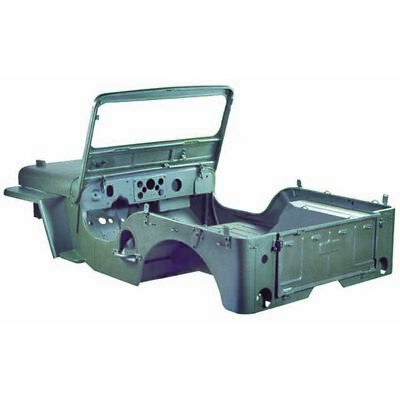 Motordichtungs Set Jeep m38-a1 1955//1963