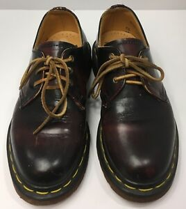 Dr-Doc-Martens-Size-US-4-UK-2-Womens-Shoes-Lace-Up-Leather-Oxfords-Air-Cushion