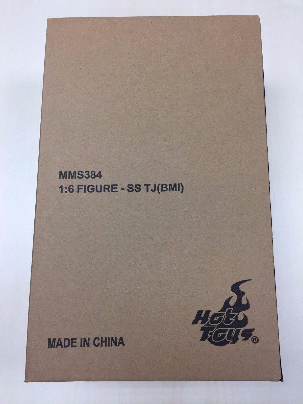 Hot Juguetes MMS 384 escuadrón de suicidio el Guasón (batman figura impostor versión) NUEVO