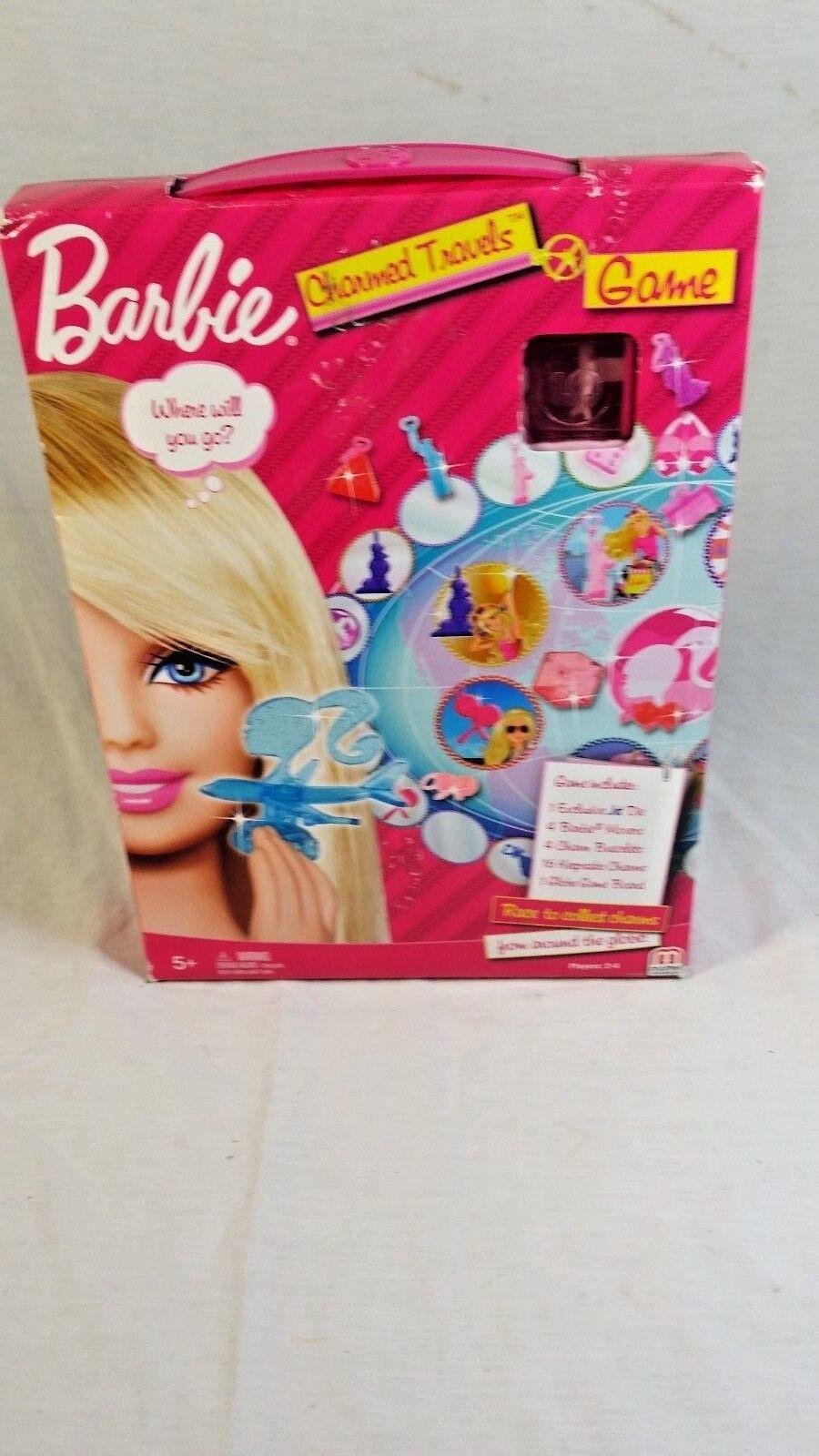 Rare Barbie Charmed  Travels Charm Bracelet Jewelry tavola gioco NOS Factory Sealed  tutto in alta qualità e prezzo basso