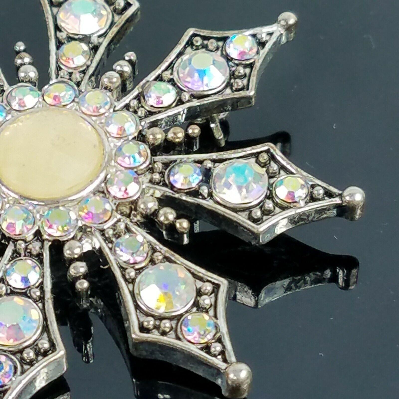 KC Kenneth Cole Swarovski Crystal Aurora Borealis… - image 5