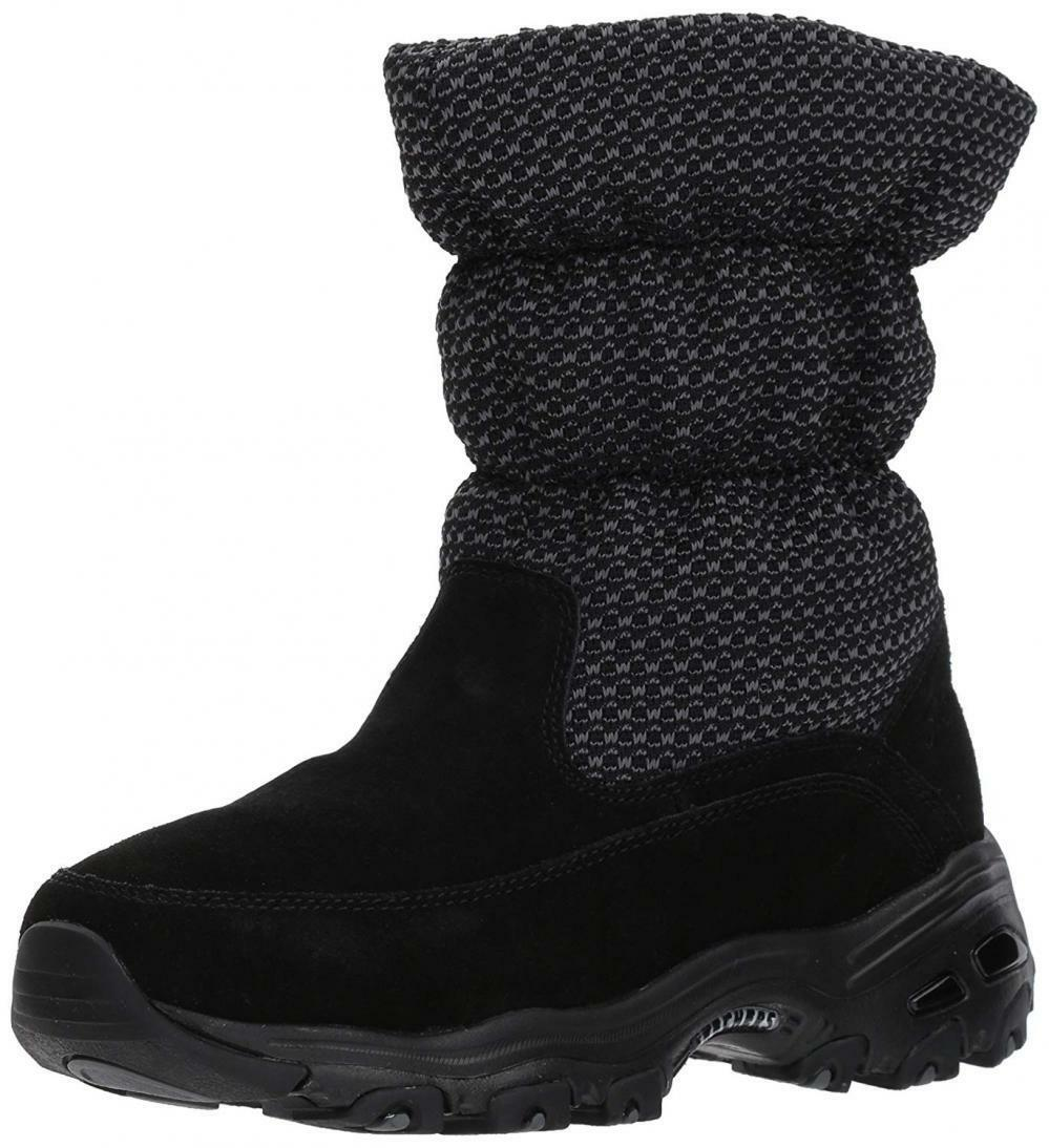 Gentlemen/Ladies Skechers Women's D'Lites Winter Boot Big clearance highest sale The highest clearance quality material Very good color 32a677