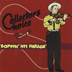 Collectors-Choice-Volume-6-Boppin-Hit-Parade-CD