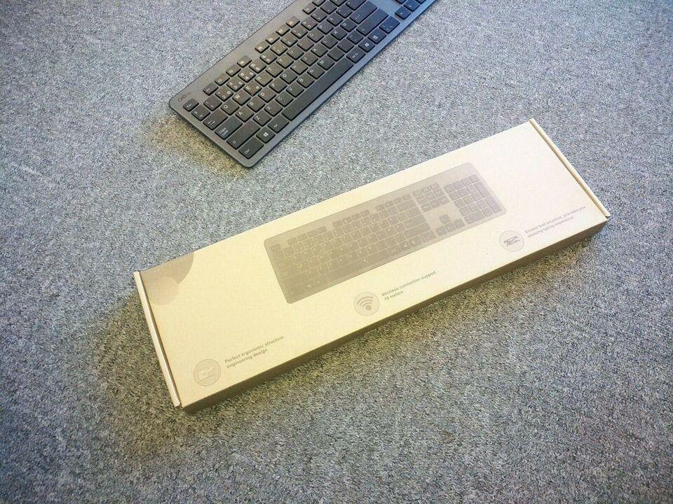 Tastatur, trådløs