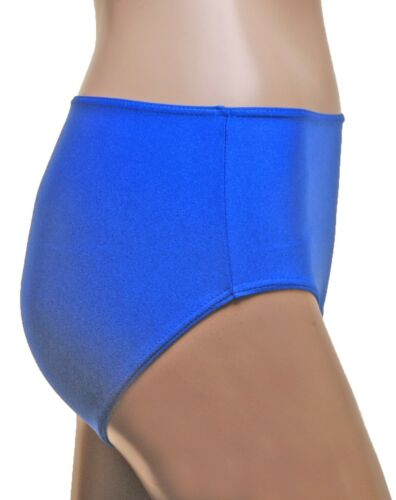 All Colours Sizes up to Ladies dress 20 Knickers High Waist Lycra