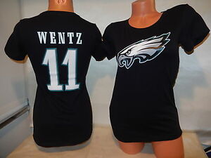 39f813880 Image is loading 61019-WOMENS-Philadelphia-Eagles-CARSON-WENTZ-034-Eligible-