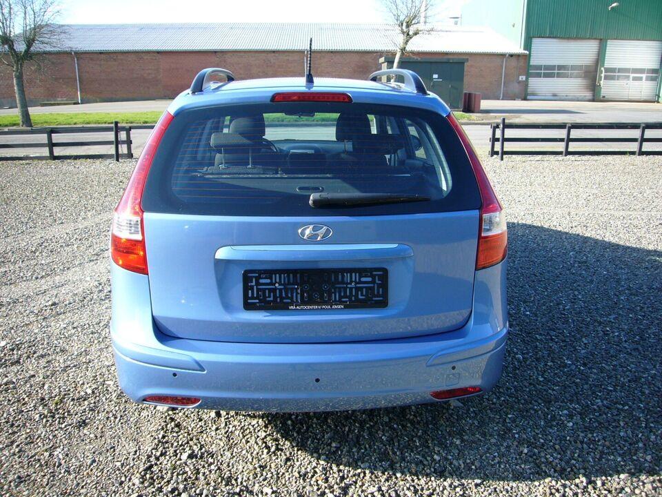 Hyundai i30 1,6 CRDi 90 Classic Sense+ CW Diesel modelår