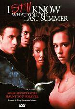 New DVD I Still Know What You Did Last Summer Jennifer Hewitt Freddie Prinze