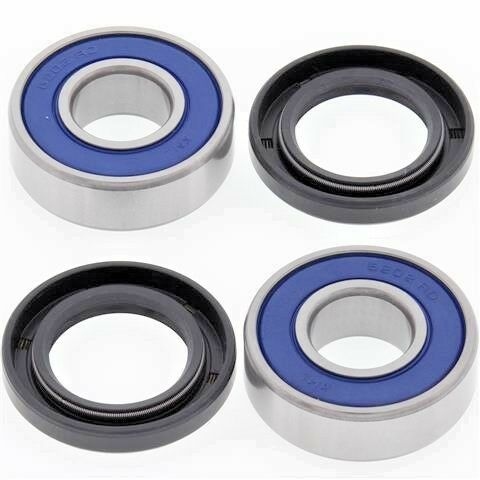 Yamaha SR125 Euro 19992000 Front Wheel Bearings And Seals