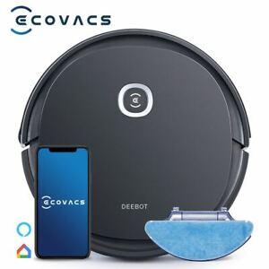 ECOVACS DEEBOT OZMO U2 PRO robot aspirapolvere e lavapavimenti