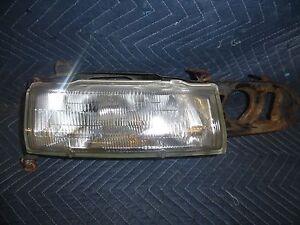 ACURA INTEGRA Left SIDE HEADLIGHT DRIVING LIGHT OEM - 92 acura integra headlights