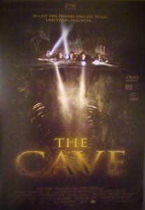 The Cave * Kult  DVD *  Horror im Stil von Alien .... * Nervenzerreißend !!!