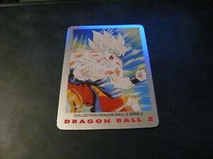 LOT DE 98 CARTES DRAGON BALL SUPER PANINI