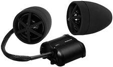 Boss Audio Mcbk600b Black 800 Watt Motorcycle/atv Sound System With Bluetooth