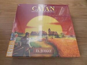 juego de mesa CATAN - DEVIR - estrategia - eurogame