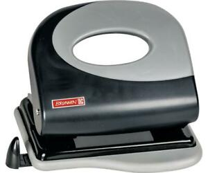 Hole Punch Colour Code Onyx Brunnen 102062790 Buerolocher to 20 Sheets