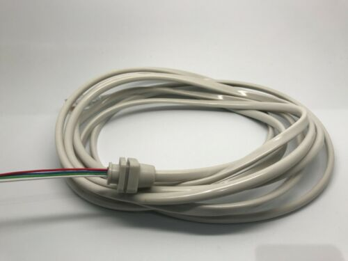 GPO 706 DOLPHIN GREY PSTN TELEPHONE LINE CABLE 2.8M