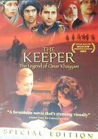 The Keeper The Legend Of Omar Khayyam (2005) Special Edition Dvd With Slipcase