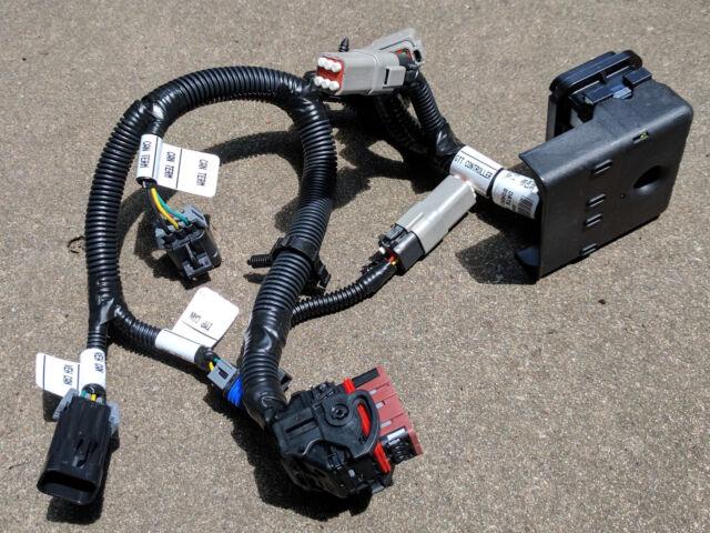 john deere an373914 wiring harness 7760 cotton picker ebay rh ebay com