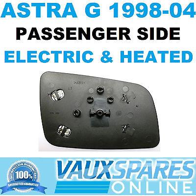 VAUXHALL ASTRA G ELECTRIC PRIMED WING MIRROR PASSENGER NEAR LEFT SIDE SRI SXI
