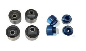 Front-Radius-Arm-2deg-Castor-Correction-RUBBER-Bush-Kit-for-PATROL-GQ-Y60-GU-Y61