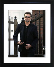 George Michael Framed Photo CP1197