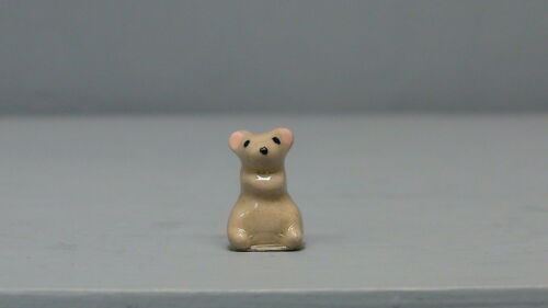 Retired Hagen Renaker Mouse with Pointy Tail