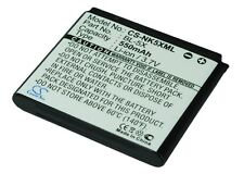 UK Battery for Nokia 8800 8800 Sirocco BL-5X 3.7V RoHS