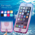 Waterproof Shockproof Hybrid Rubber TPU Phone Case Cover For iPhone 5S 6 7 Plus