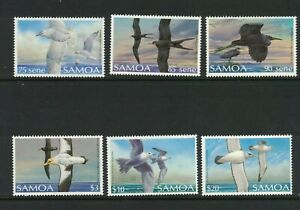 SAM18-Samoa-1989-Birds-II-amp-III-MUH