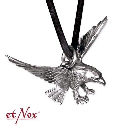 Adler Anhänger Amulett Talisman 925er Sterlingsilber Indianerschmuck K598