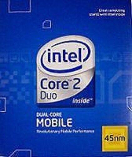 Intel Core 2 Duo 3M 2.1GHz 800MHz BX80577T8100 SLAP9
