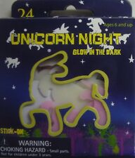 HENBRANDT Unicorn Night Glow in the Dark Stickers
