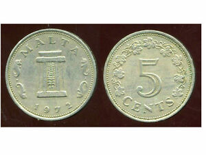euro MALTE  MALTA   1 cent etat 2008  SPL neuve