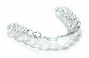 Details about Invisalign-Type Essix Dental Retainers~ UPPER AND LOWER SET