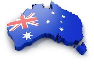 Australia Map And Flag.Details About 2019 Australia Nz Maps For Garmin Nuvi Streetpilot Zumo Kenwood Gps Update