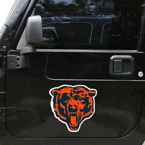 Chicago-Bears-12-034-Logo-Car-Truck-Auto-Vinyl-Magnet
