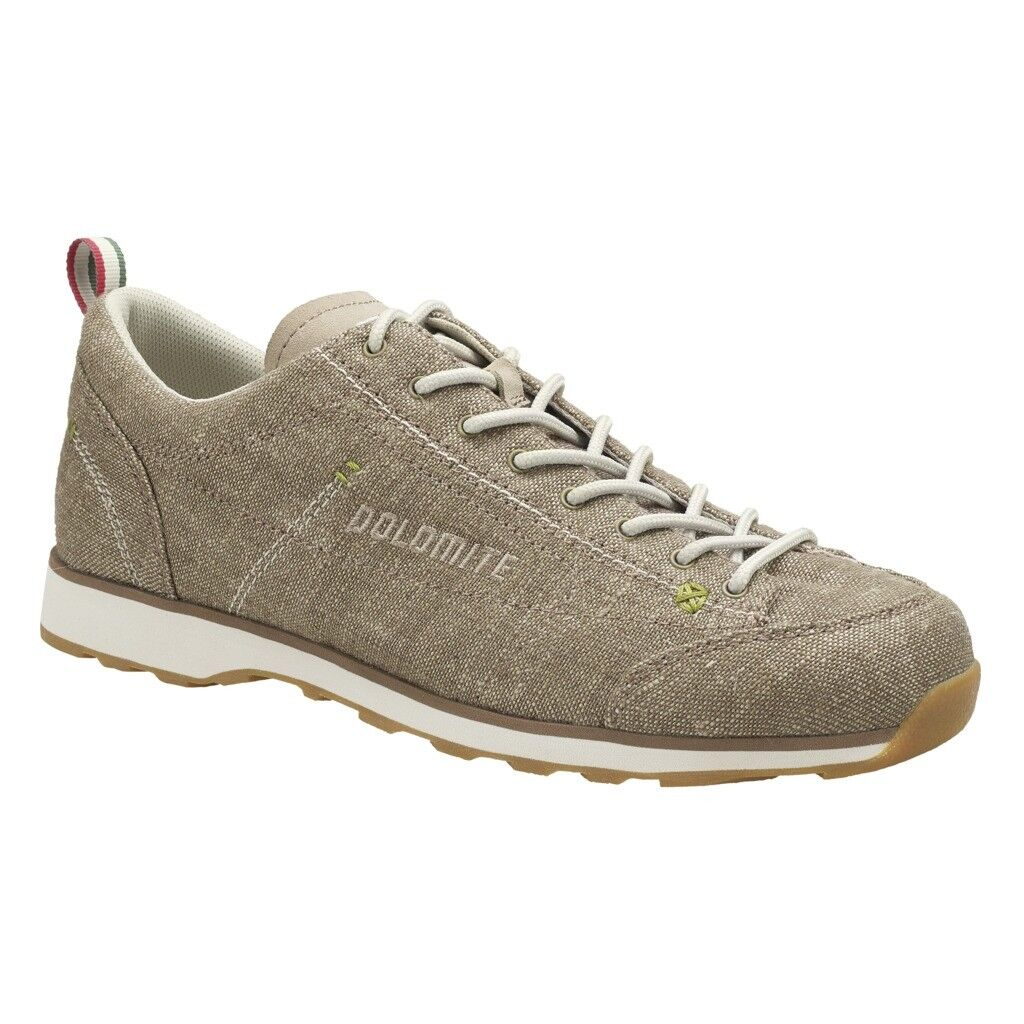 Dolomite Cinquantaquattro 54 Lh Canvas sand canapa beige shoes Casual
