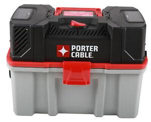 Porter Cable 4 Gallon 4 Horsepower Wet/Dry Vacuum Cleaner