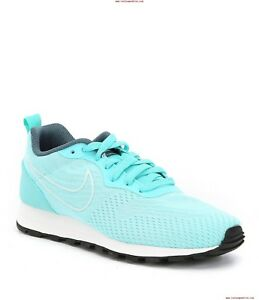 548f219fded2 NIKE Women s MD Runner 2 Running Shoes Size US 9.5 M Aurora Green ...