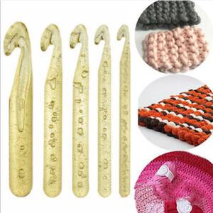 Large Chunky Crochet Hooks Needles 12 15 18 25 20mm Knitting Hook