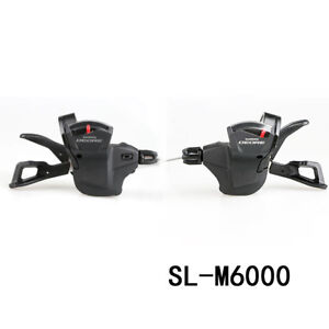 Shimano-Deore-SL-M670-Shifters-Mountain-Bike-MTB-2-3-10-Speed-Left-right