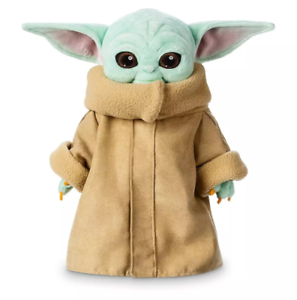 Star-Wars-Baby-Yoda-12-034-30CM-Soft-Plush-Toy-Cute-Stuff-Doll-Kids-Soft-Gift-New