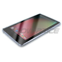 Case for Google NEXUS 7 CLEAR FLexible Gel cover Protector Thin Wrap S-Style