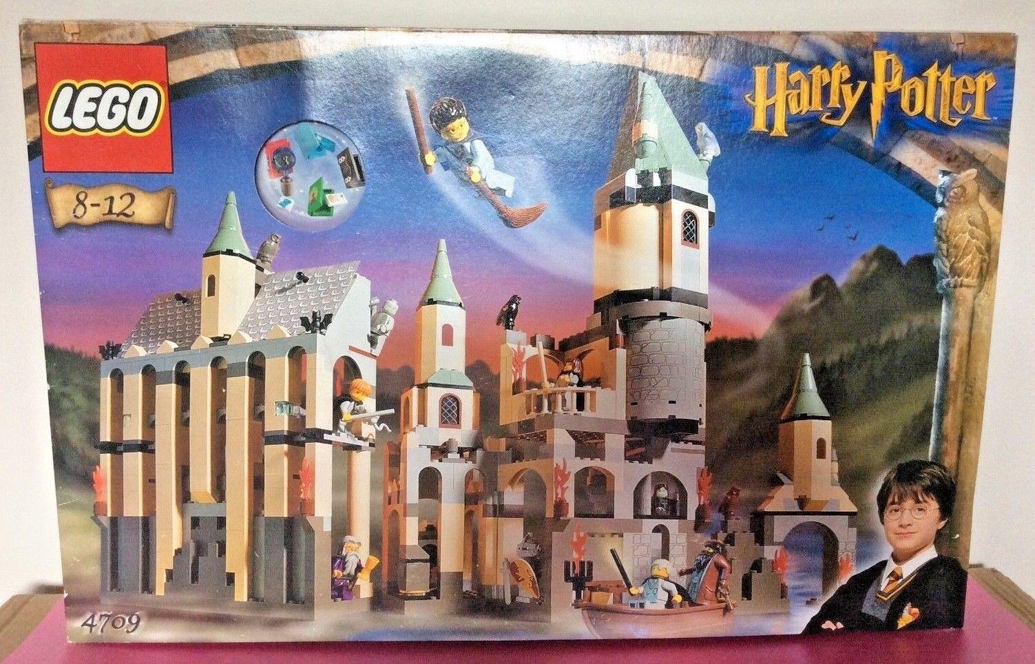 Lego Harry Potter  4709 Hogwarts Castle-BRAND NEW NEW NEW & SEALED  RARE f6c9e5