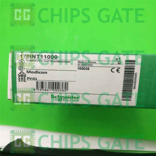 New In Sealed box Modicon 170INT11000 TSX Communication Adapter Interbus I//O Bus