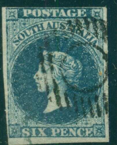 AUSTRALIA SO. AUSTRALIA #8 Used, Scott $260.00