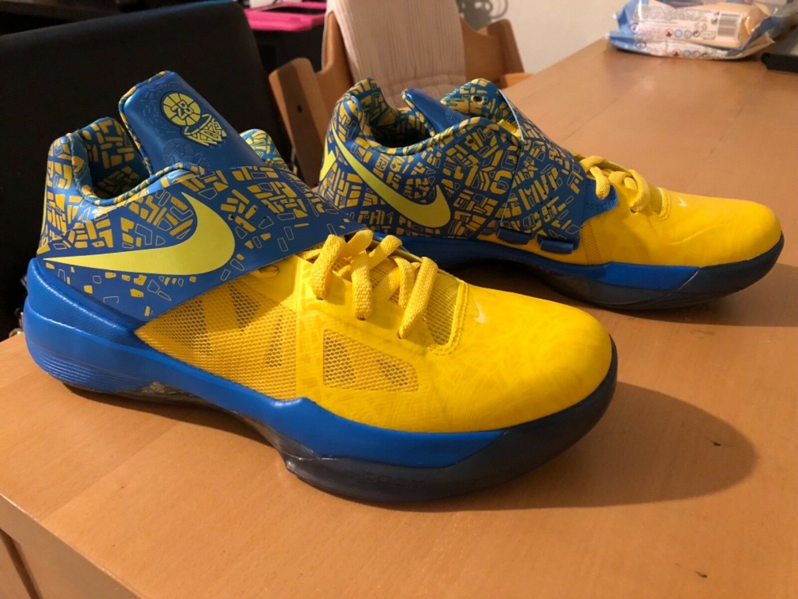 Nike KD IV 4 kevin durant Scoring Title size uk 8, us 9, eur 42.5